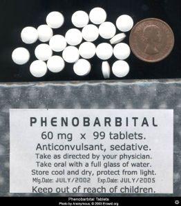 Tablet Phenobarbital ( Fenobarbital )