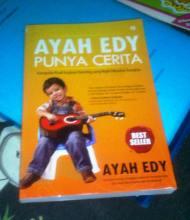 My New Book : Ayah Edy PunyaCerita